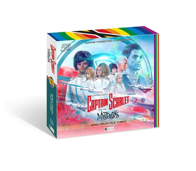 Captain Scarlet - Spectrum File 3 Audio Drama Series - The Gerry Anderson Store