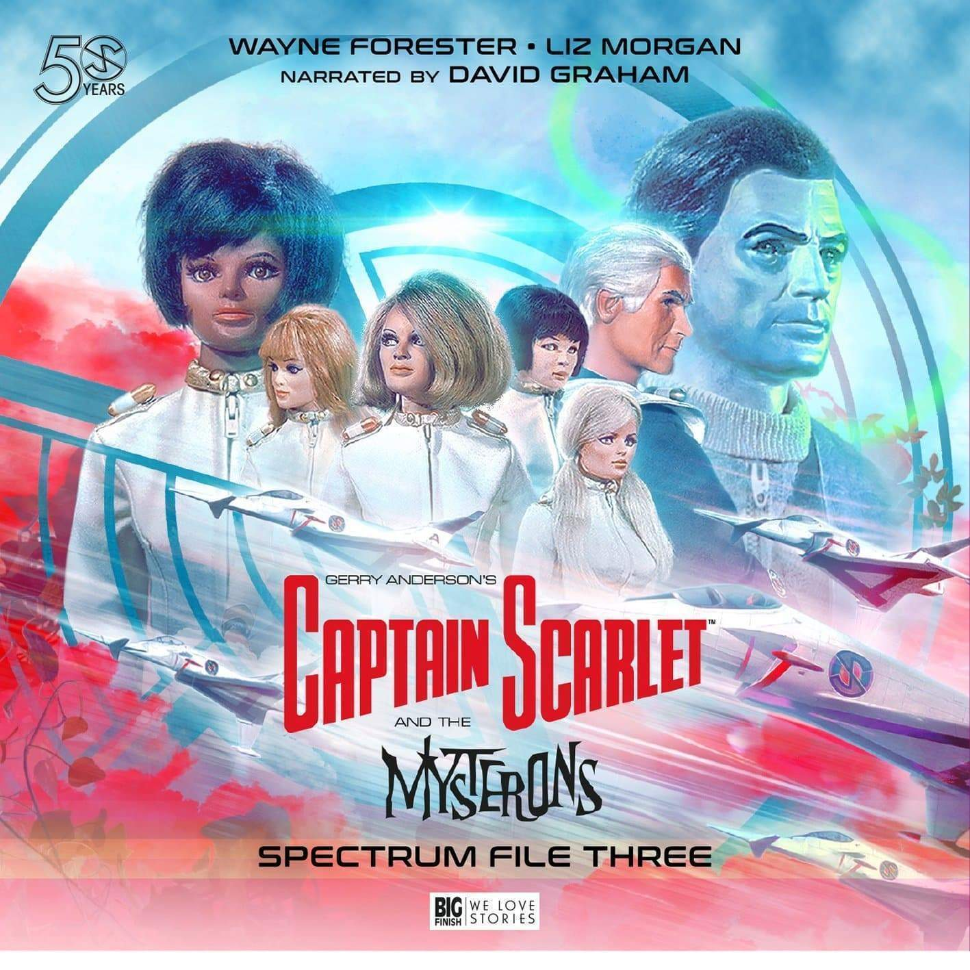 Captain Scarlet - Spectrum File 3 [DOWNLOAD] - The Gerry Anderson Store