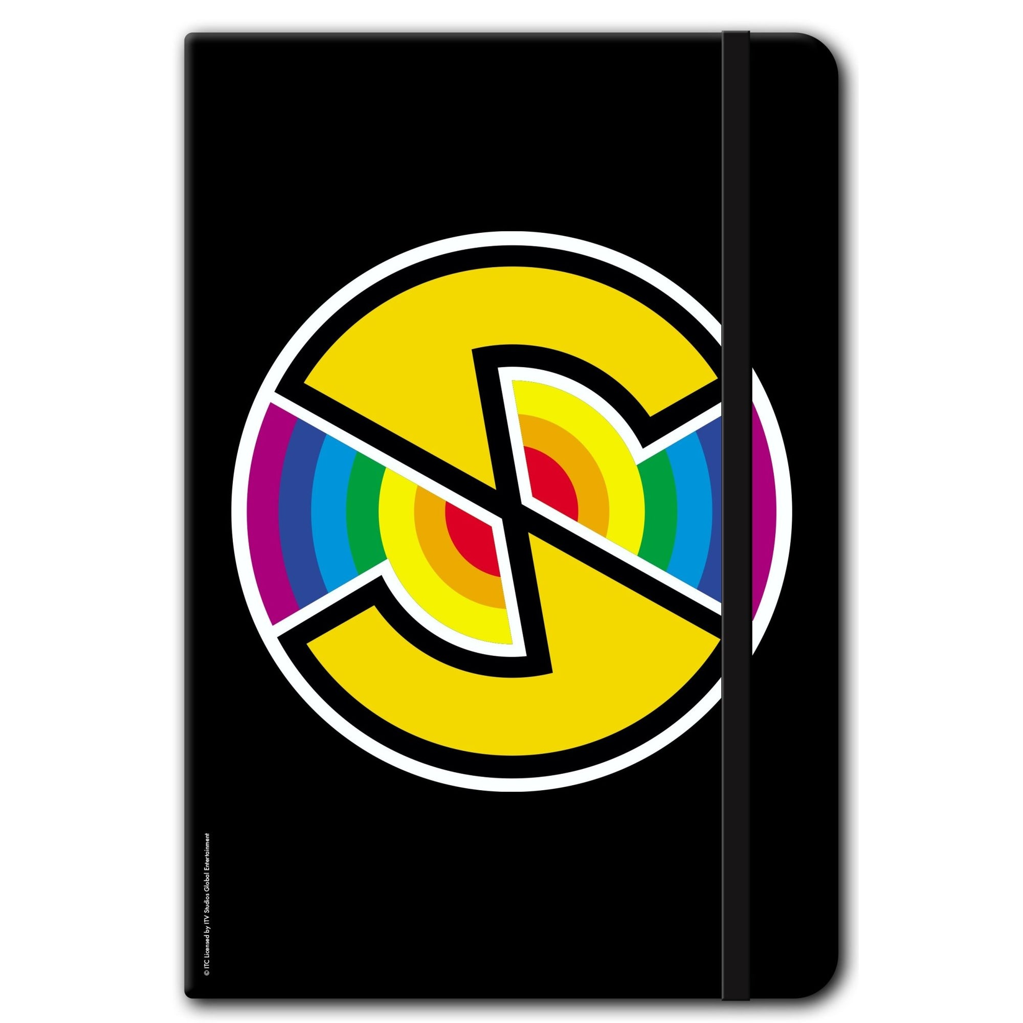 Captain Scarlet Spectrum Logo Notebook [Official & Exclusive] - The Gerry Anderson Store