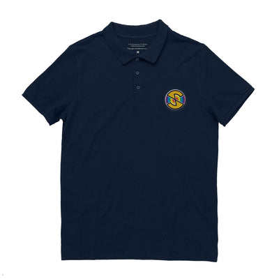 Captain Scarlet Spectrum Men's Polo [Official & Exclusive] - The Gerry Anderson Store