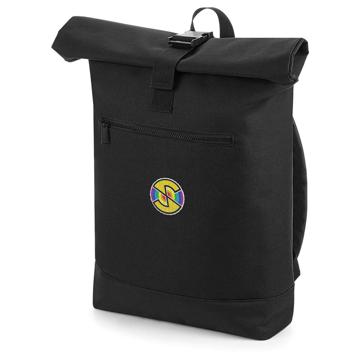 Captain Scarlet Spectrum Rolltop Backpack [Official & Exclusive] - The Gerry Anderson Store
