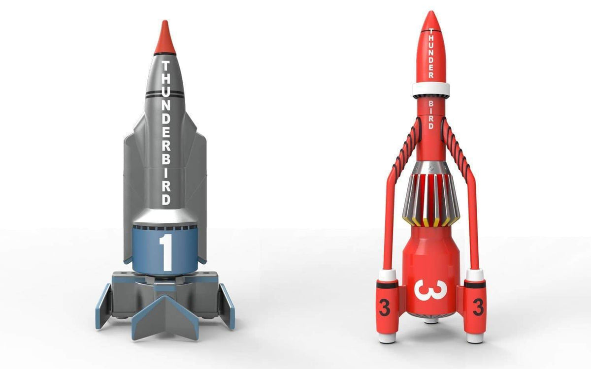 Corgi Thunderbird 1 and Thunderbird 3 - The Gerry Anderson Store