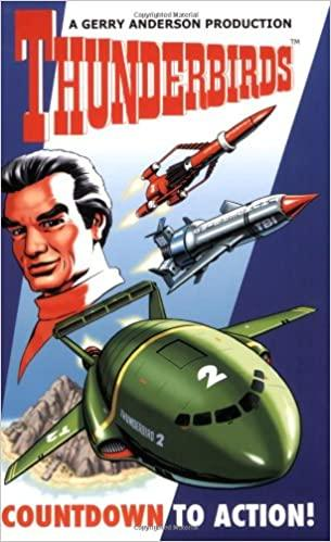 Countdown to Action - A Thunderbirds Paperback - The Gerry Anderson Store