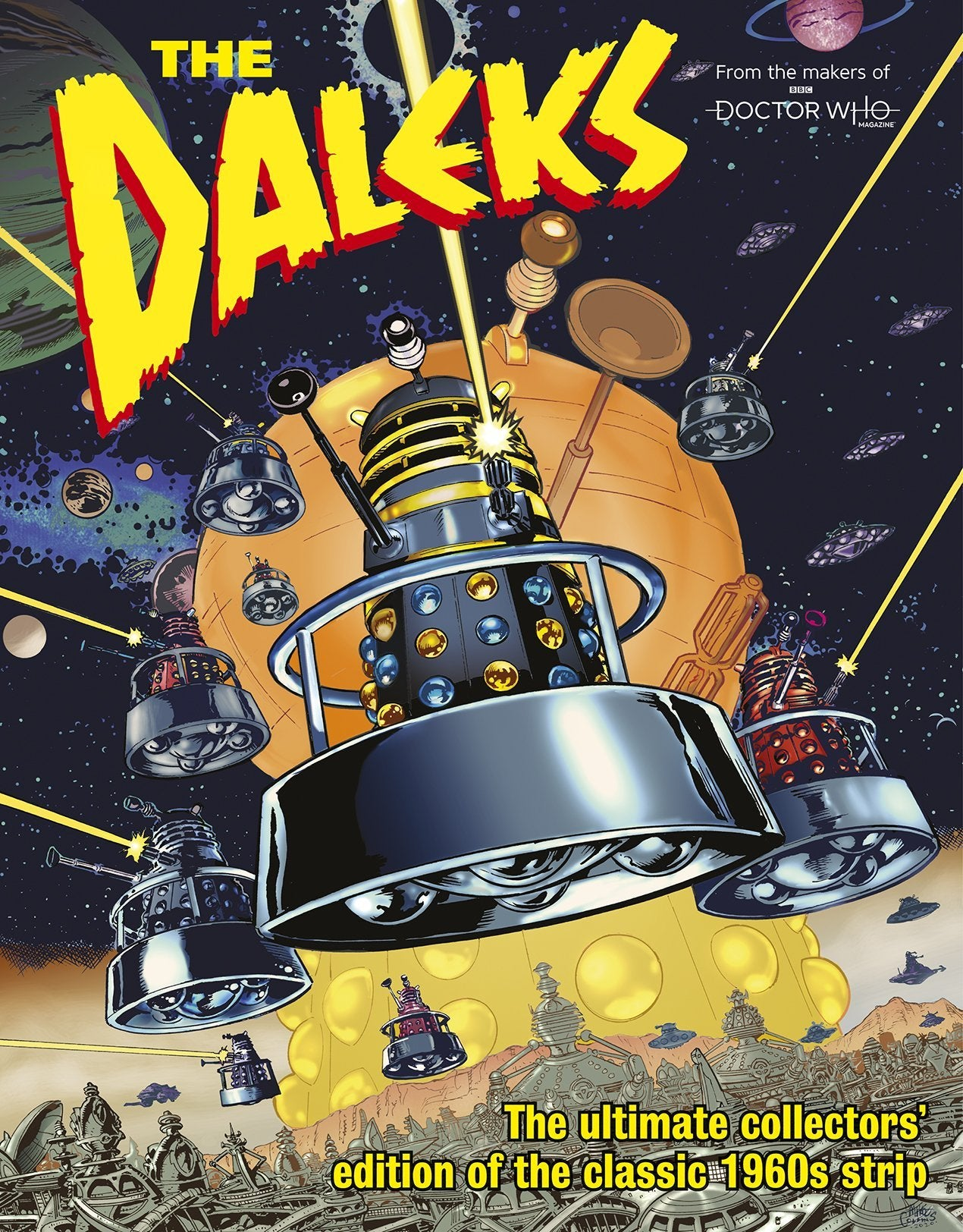 Doctor Who Magazine: THE DALEKS Bookazine - The Gerry Anderson Store