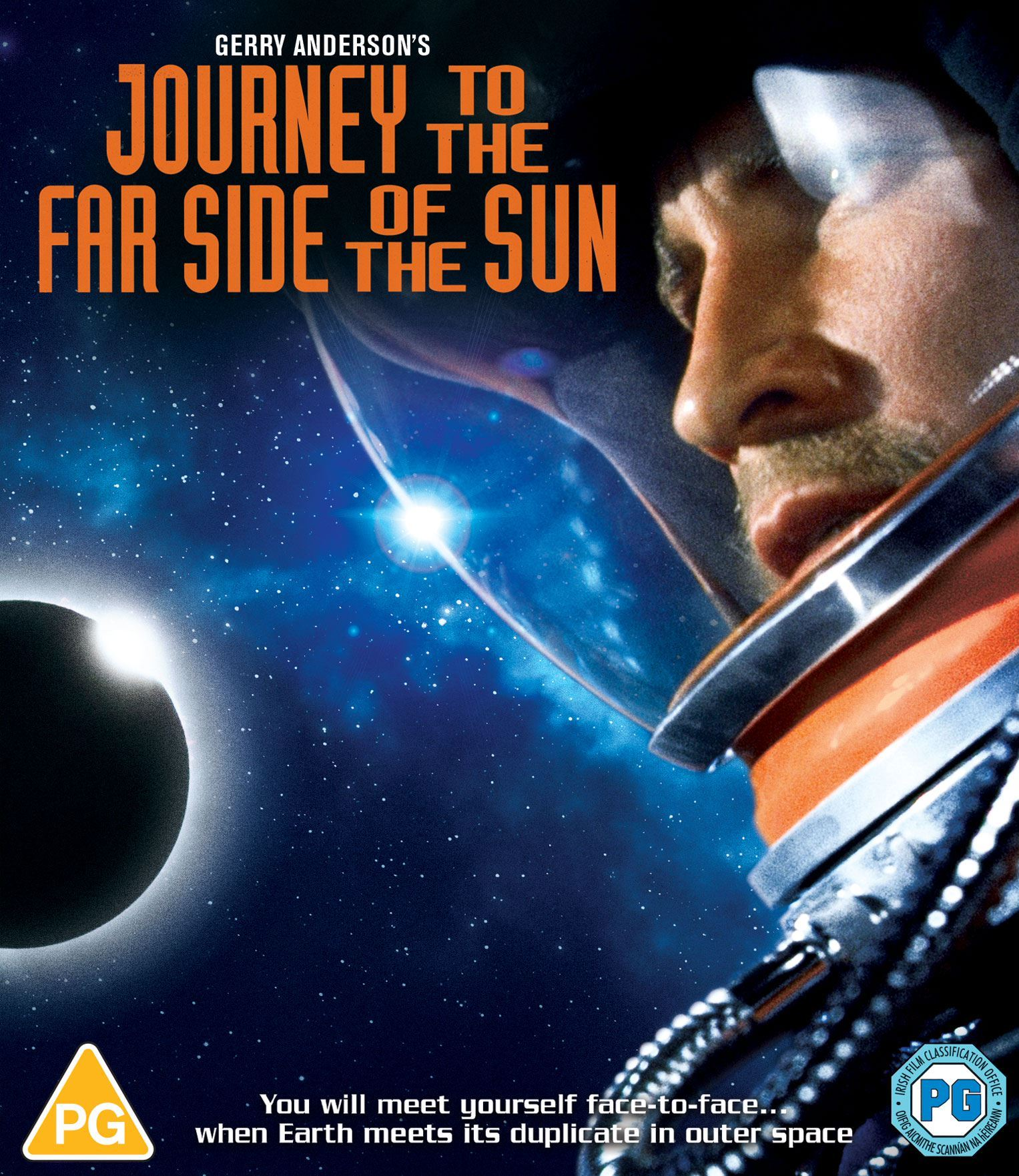 Doppelgänger / Journey to the Far Side of the Sun [Blu-Ray](Region B) - The Gerry Anderson Store