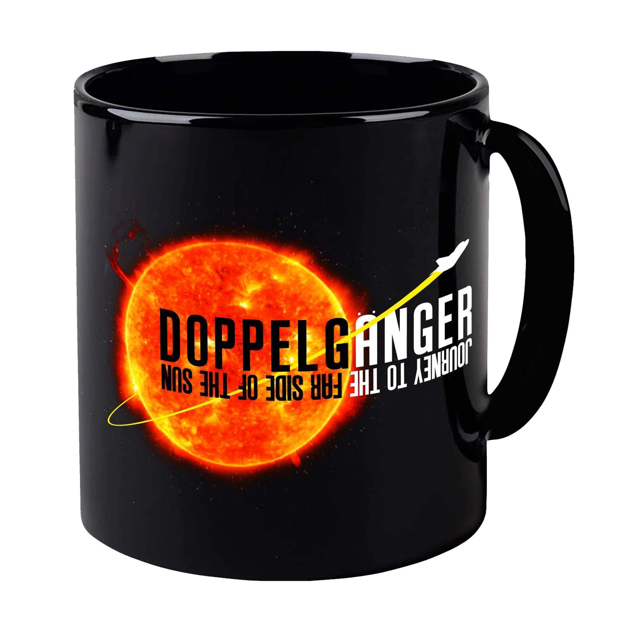 Doppelgänger Logo Mug [Official & Exclusive] - The Gerry Anderson Store