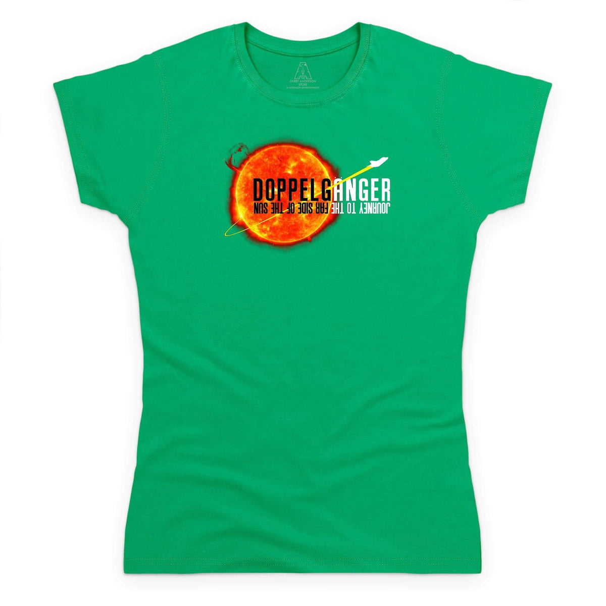 Doppelgänger Logo Women's T-shirt [Official & Exclusive] - The Gerry Anderson Store