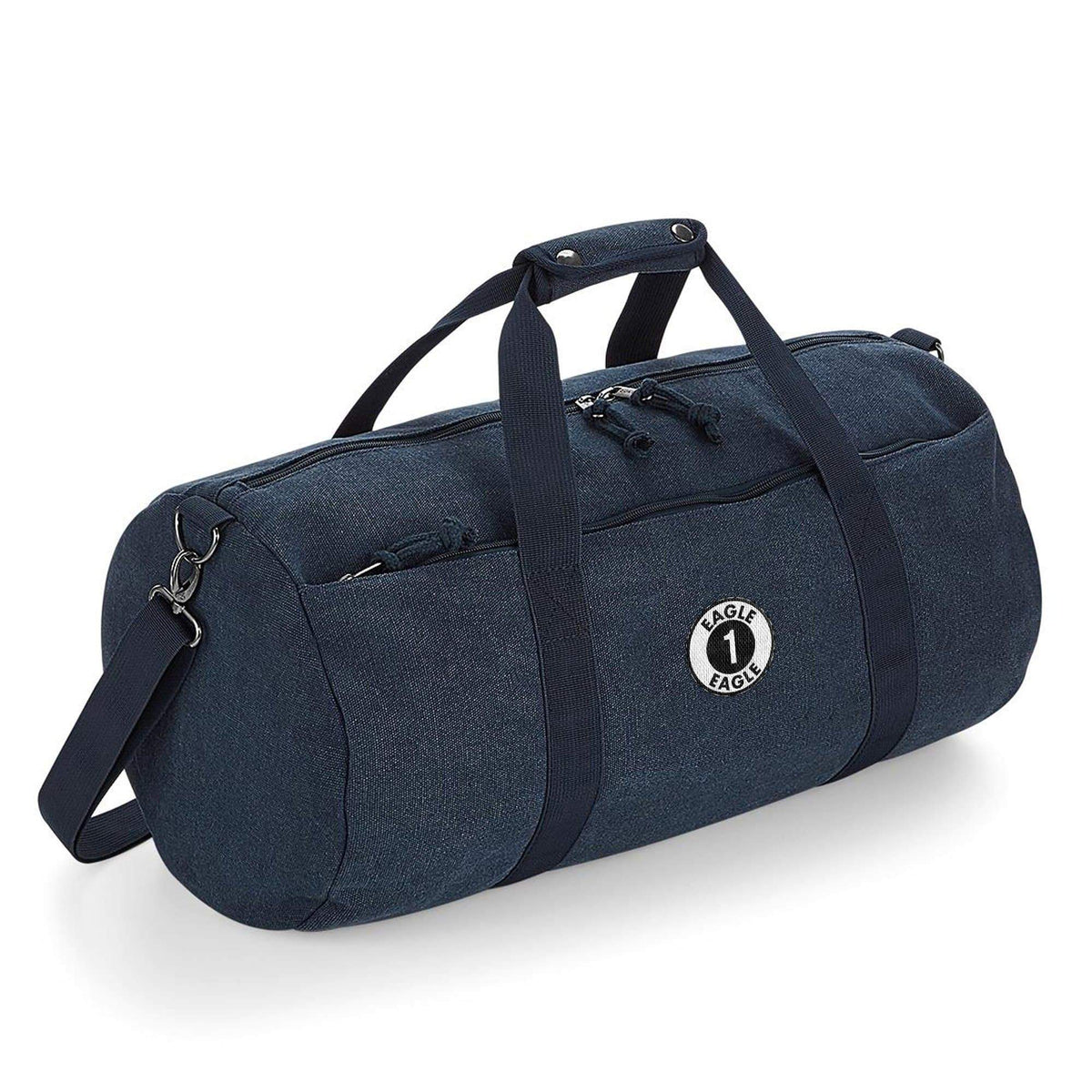 Eagle One Logo Barrel Bag - The Gerry Anderson Store