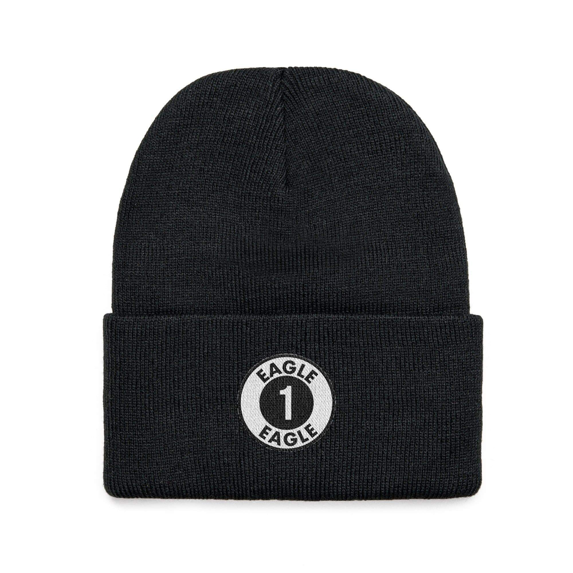 Eagle One Logo Beanie (Wooly hat) - The Gerry Anderson Store