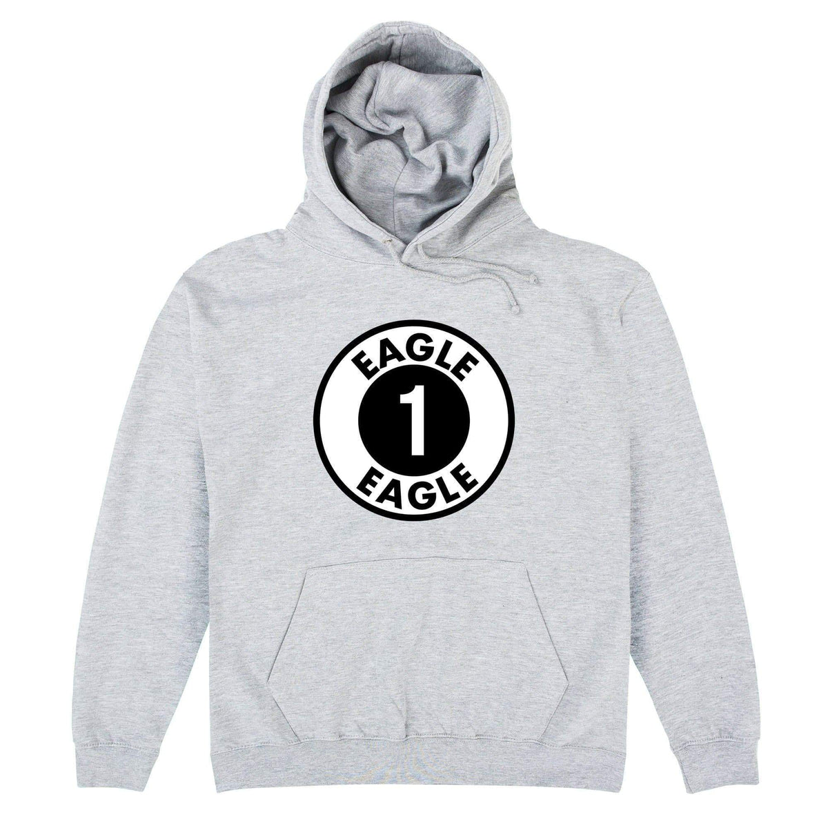 Eagle One Logo Hoodie - The Gerry Anderson Store