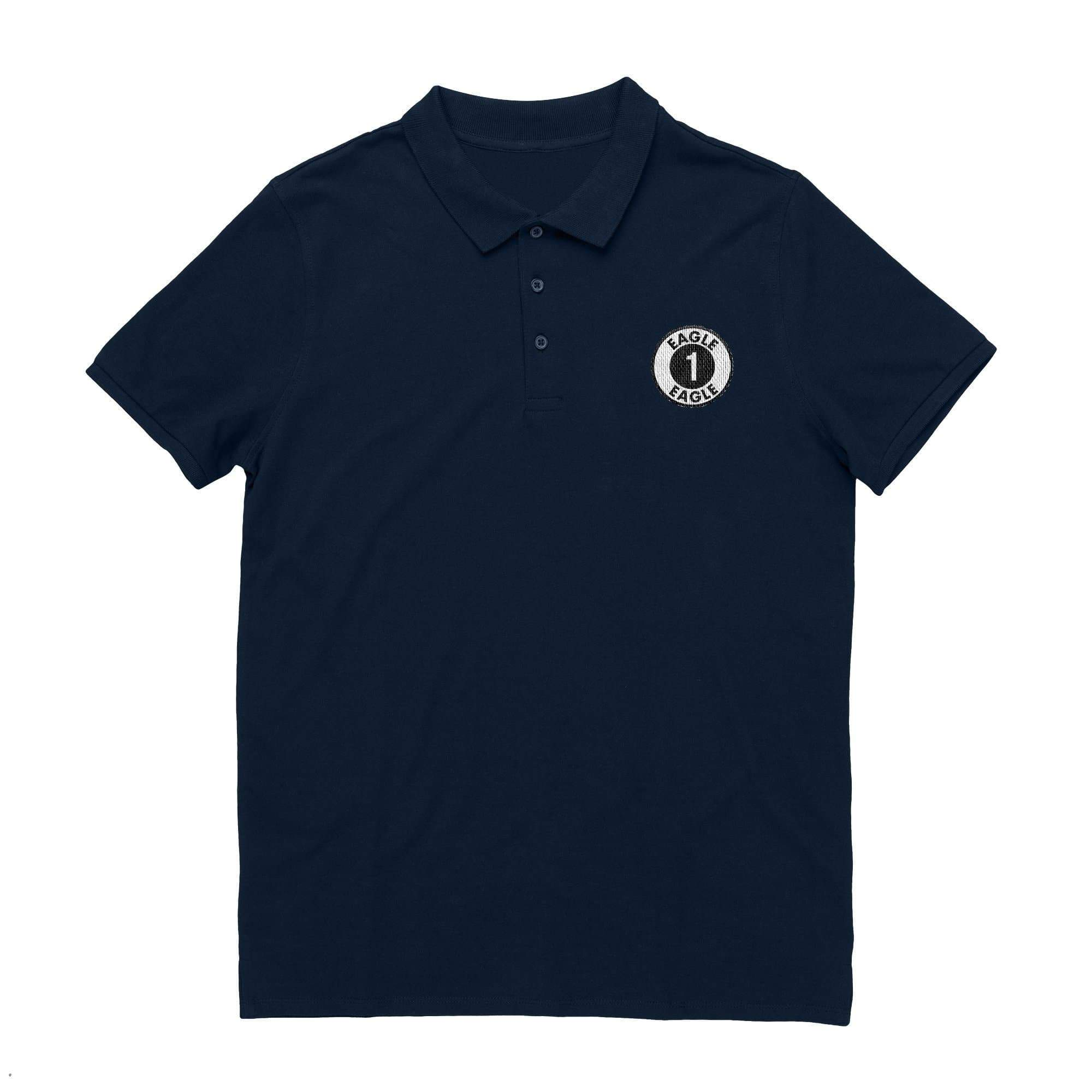 Eagle One Logo Men's Polo Shirt - The Gerry Anderson Store