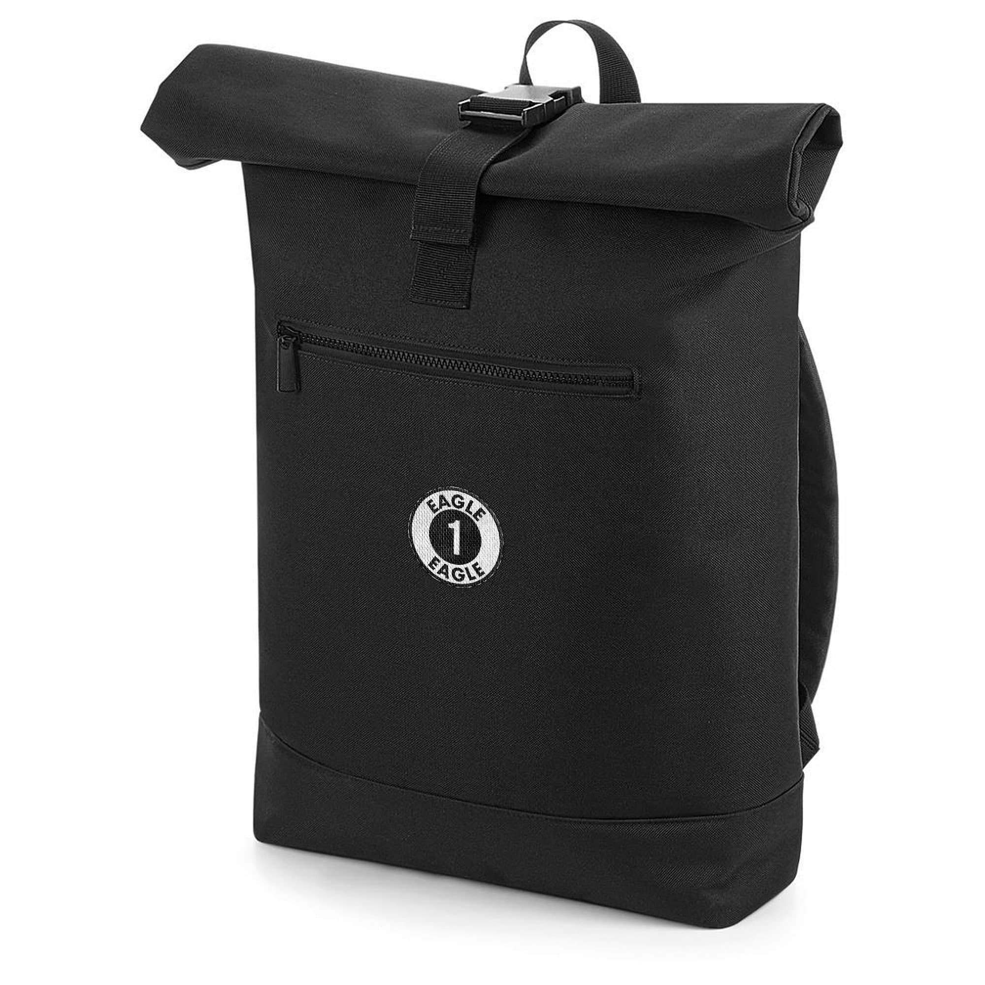 Eagle One Logo Rolltop Backpack - The Gerry Anderson Store