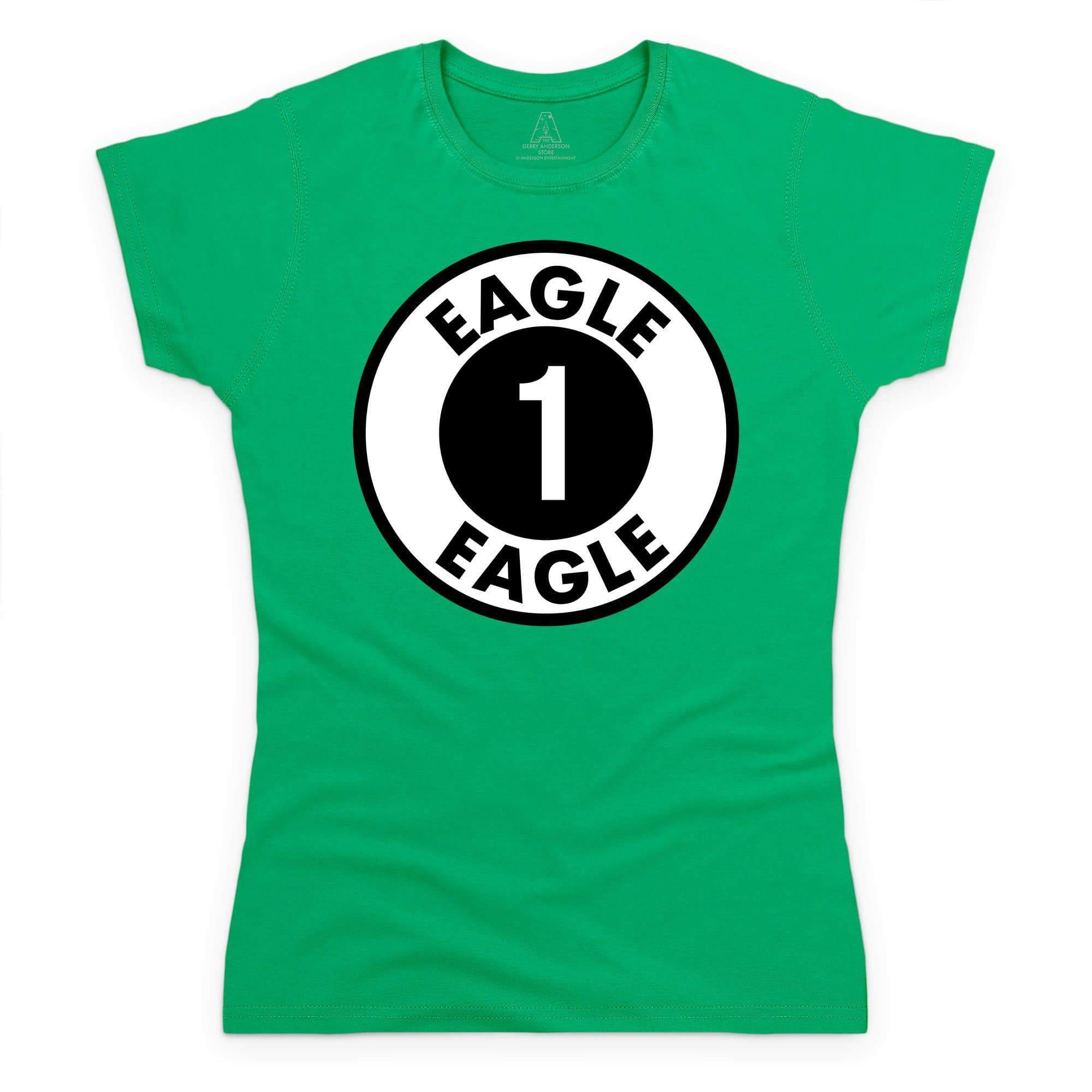 Eagle One Logo Women's T-shirt - The Gerry Anderson Store