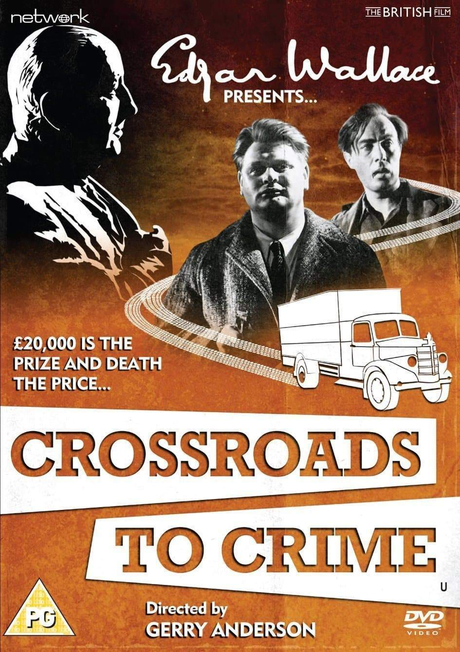 Edgar Wallace Presents: Crossroads to Crime [DVD](Region 2) - The Gerry Anderson Store