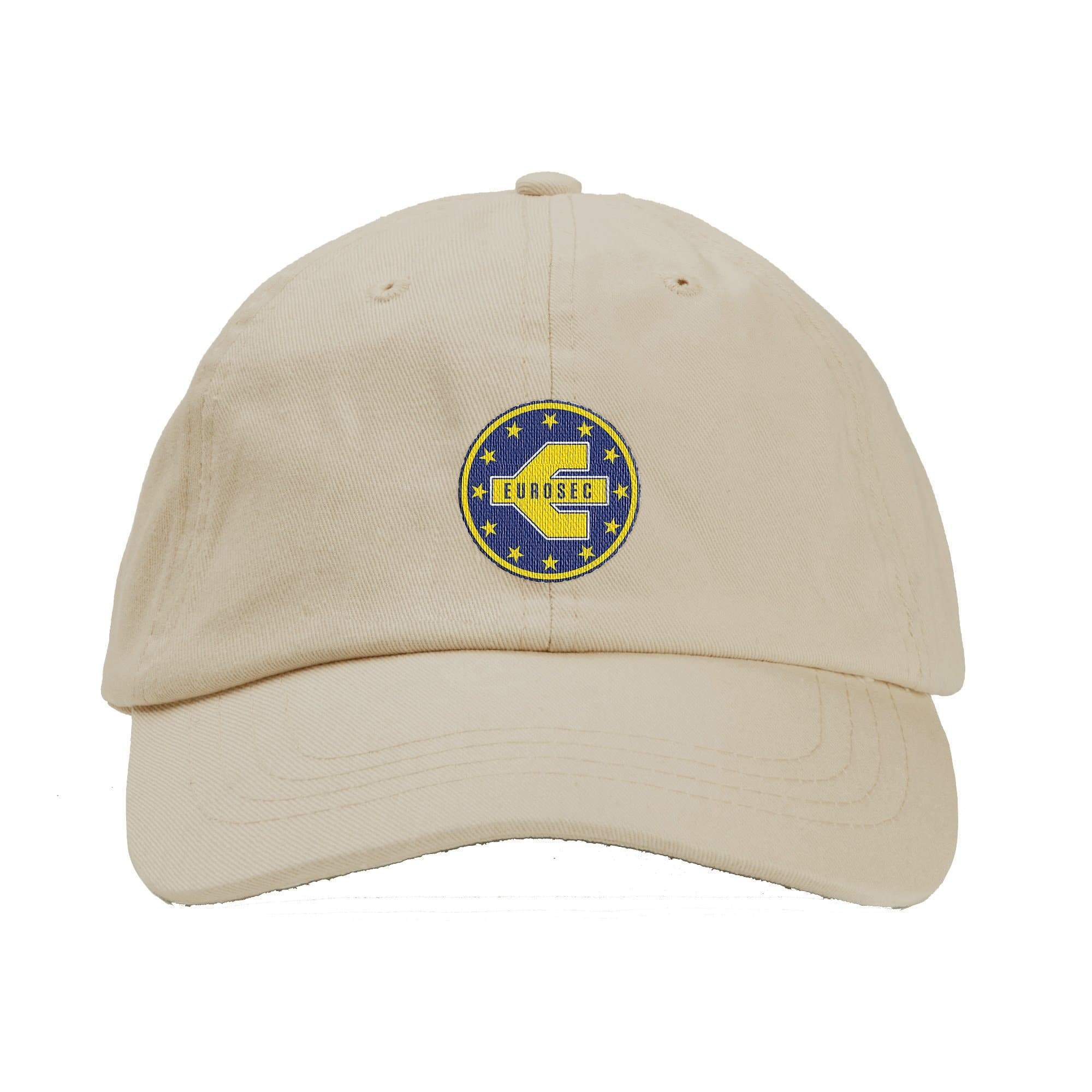 Eurosec Logo Baseball Cap - The Gerry Anderson Store