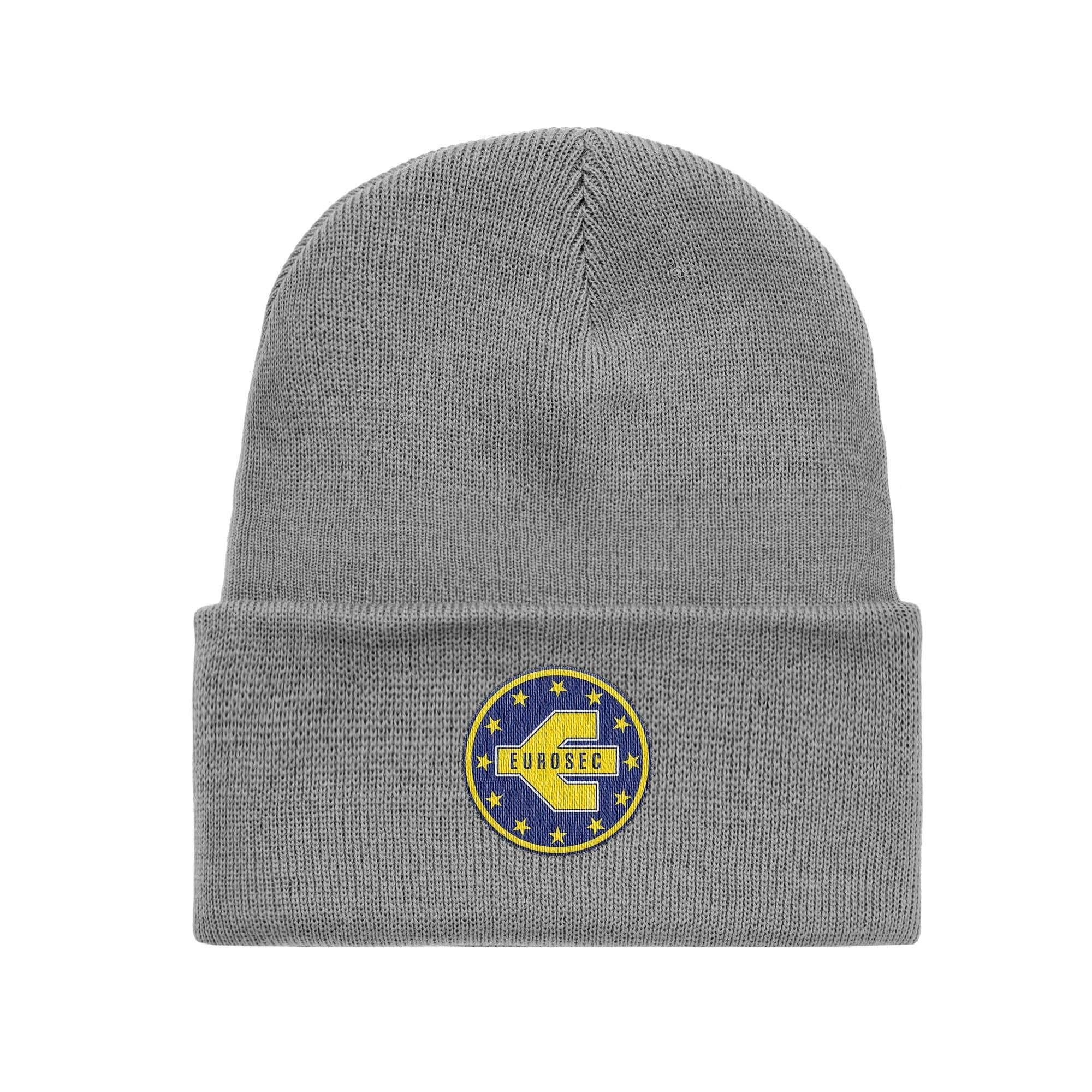 Eurosec Logo Beanie (Wooly hat) - The Gerry Anderson Store