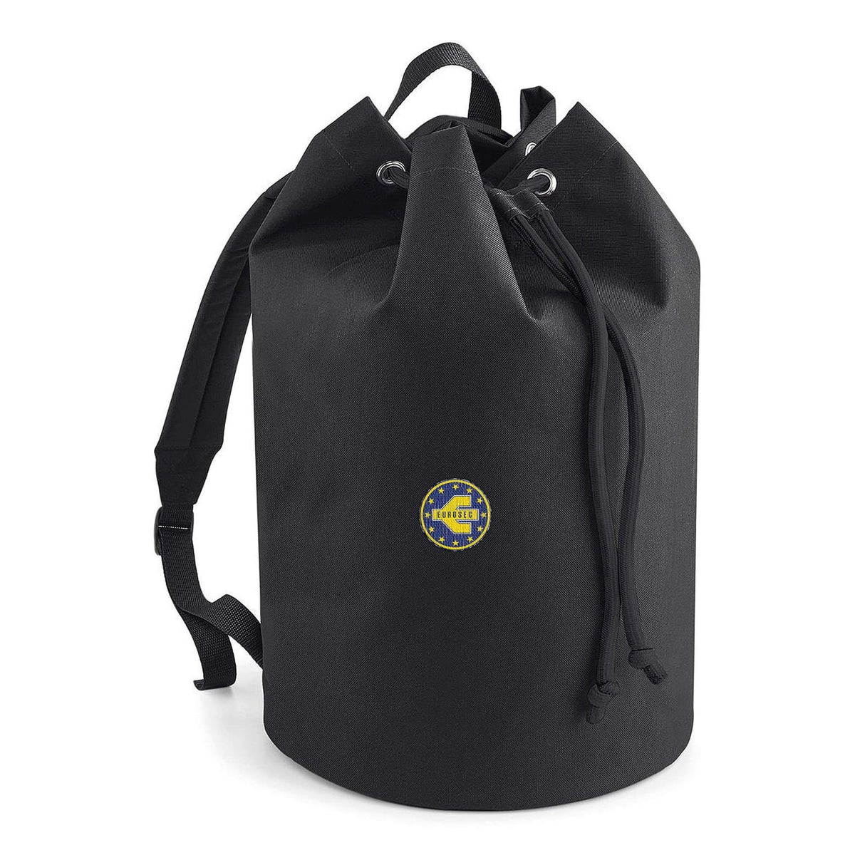 Eurosec Logo Drawstring Backpack - The Gerry Anderson Store