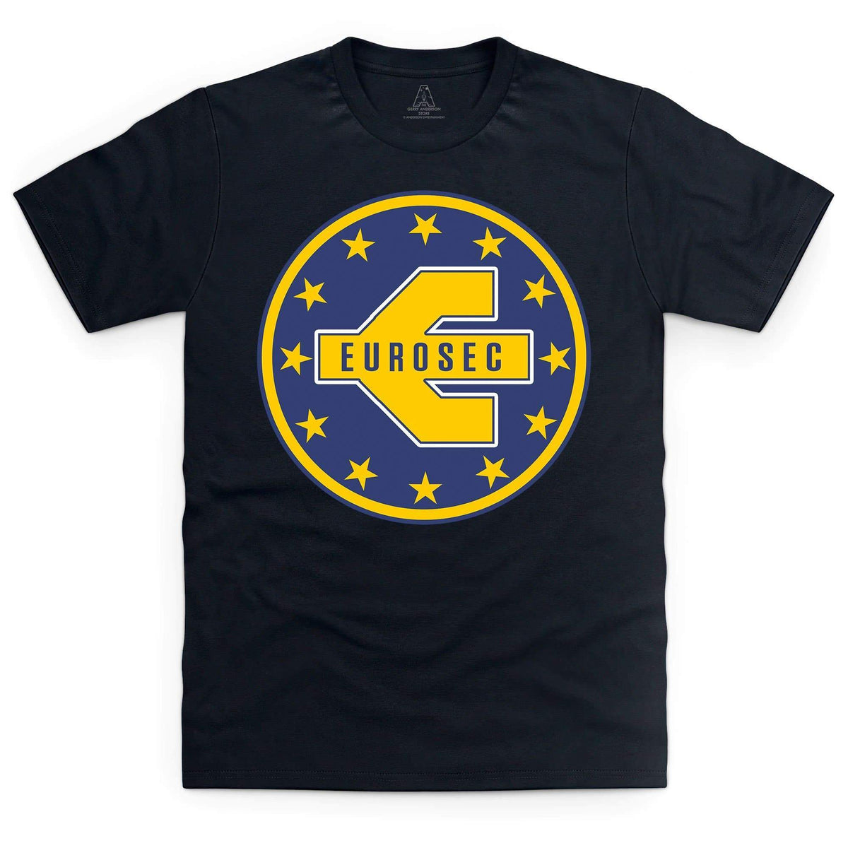 Eurosec Logo Kid's T-shirt - The Gerry Anderson Store