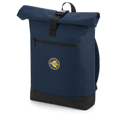 Eurosec Logo Rolltop Backpack - The Gerry Anderson Store