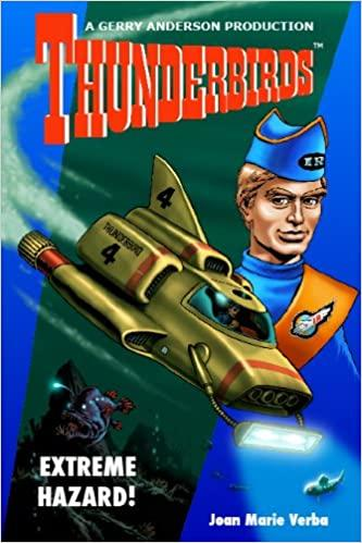 Extreme Hazard - A Thunderbirds Paperback - The Gerry Anderson Store