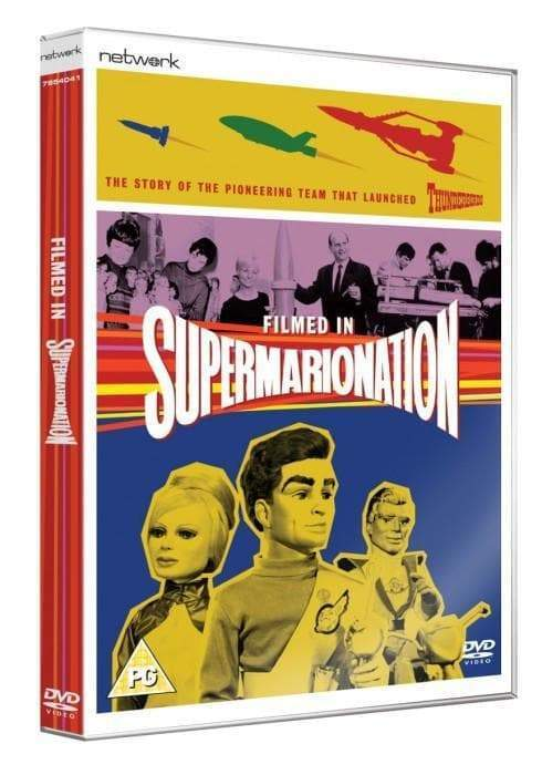 Filmed in Supermarionation documentary [DVD](Region 2) - The Gerry Anderson Store