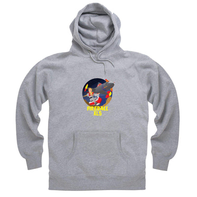 Fireball XL5 Hoodie [Official & Exclusive] - The Gerry Anderson Store
