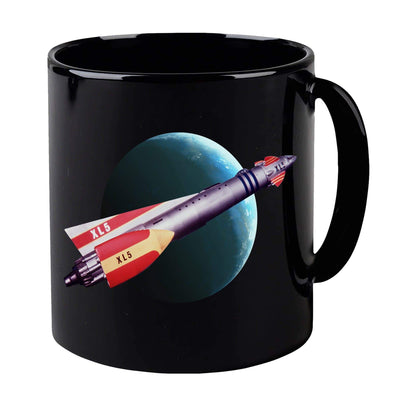 Fireball XL5 in Flight Mug [Official & Exclusive] - The Gerry Anderson Store