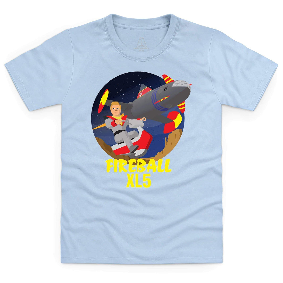 Fireball XL5 Kid's T-Shirt [Official & Exclusive] - The Gerry Anderson Store