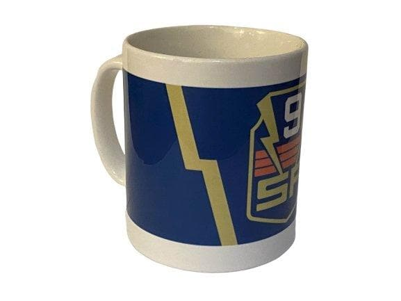 Firestorm SF9 Mug [Official & Exclusive] - The Gerry Anderson Store