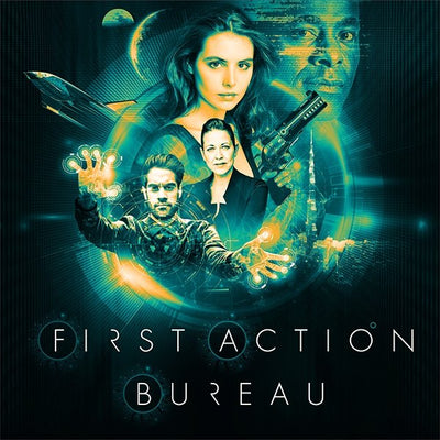 First Action Bureau - Series One Collectors CD [Official & Exclusive] - The Gerry Anderson Store