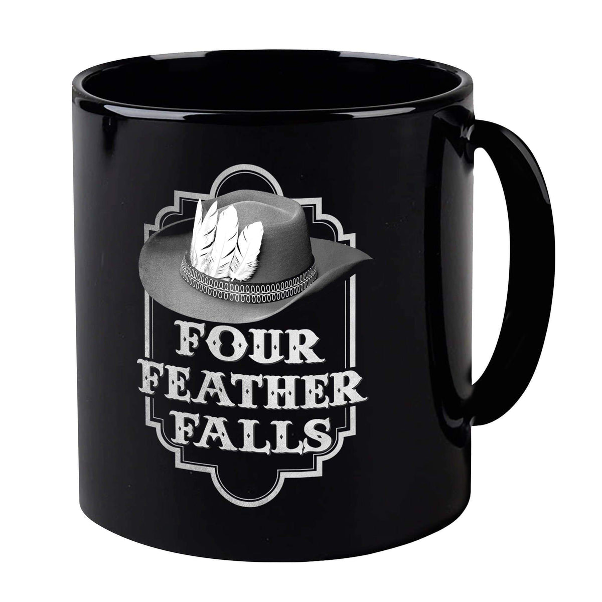 Four Feather Falls Mug [Official & Exclusive] - The Gerry Anderson Store