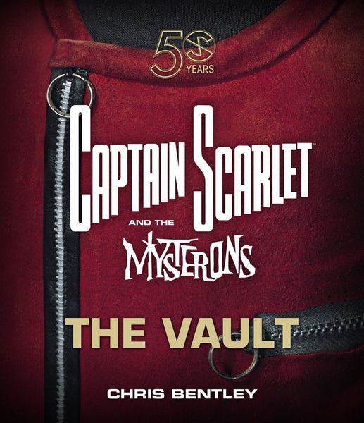 Captain Scarlet and the Mysterons 2017: The Vault - Signed Standard or Special Edition