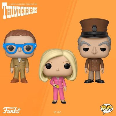 Funko Pop Thunderbirds Brains Figure - The Gerry Anderson Store