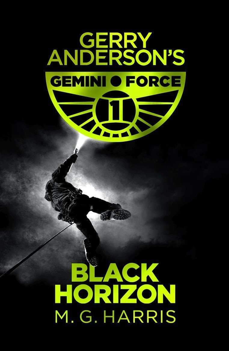 Gemini Force One - Black Horizon - The Gerry Anderson Store