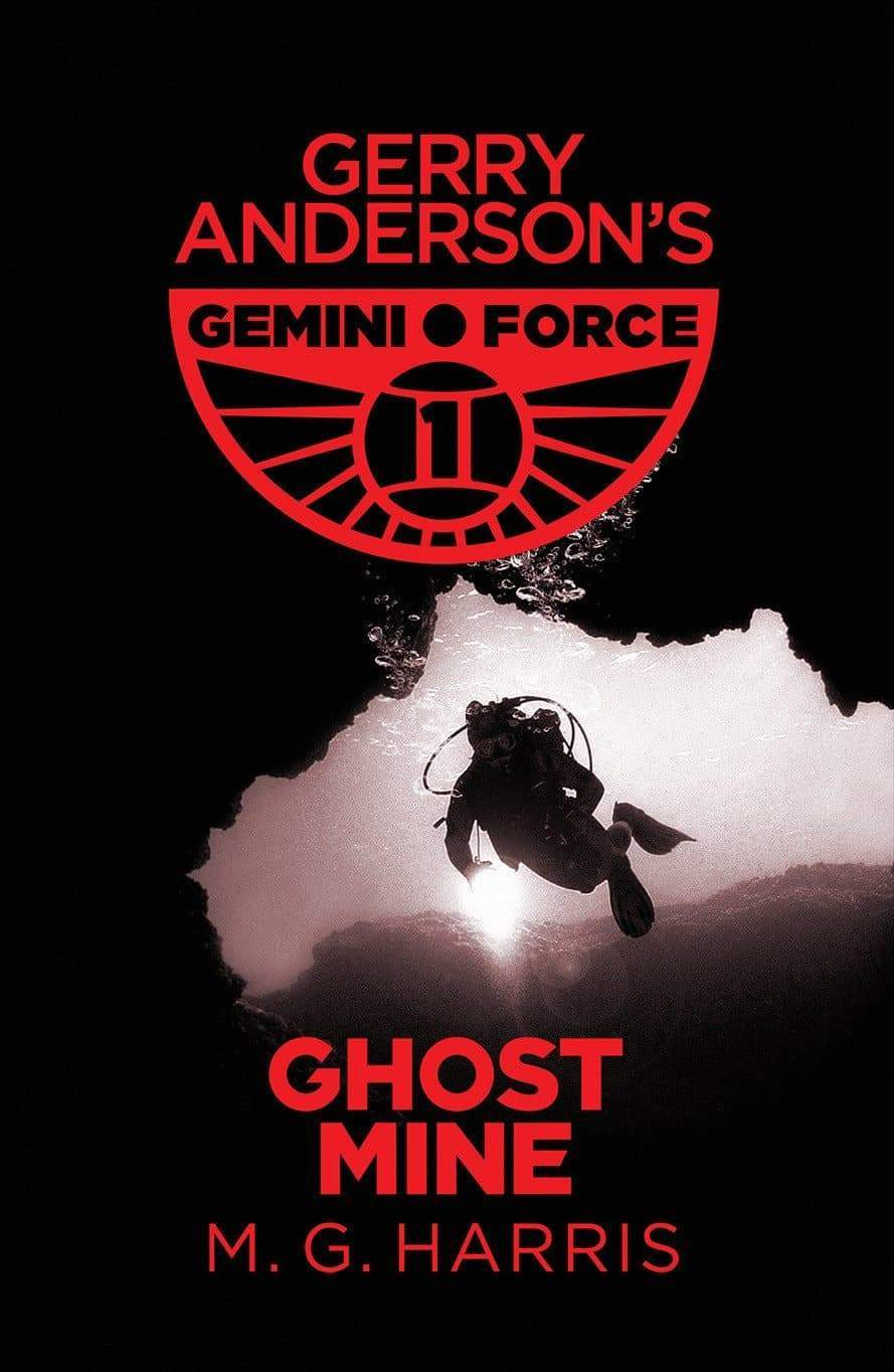 Gemini Force One - Ghost Mine - The Gerry Anderson Store