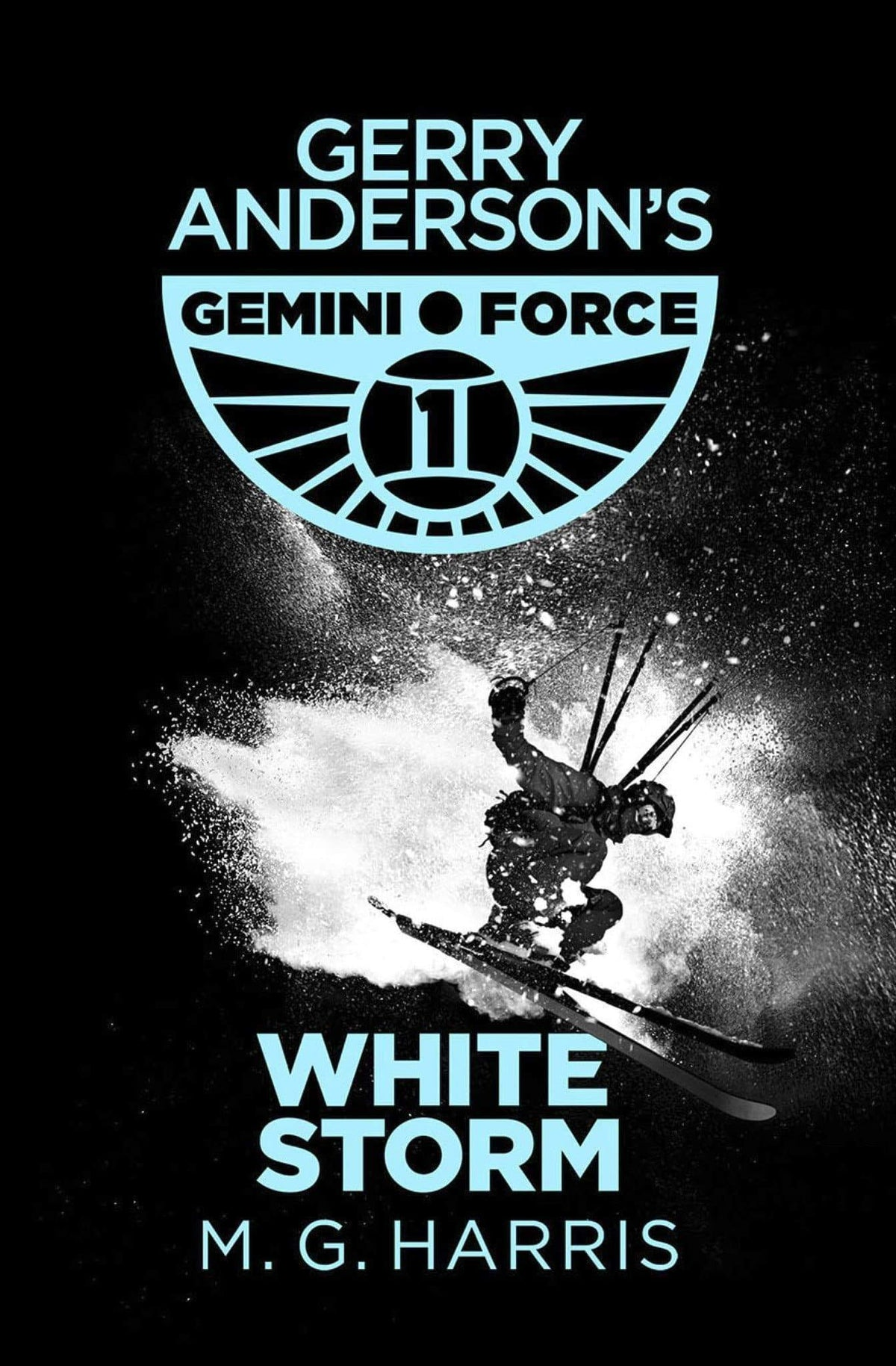 Gemini Force One - White Storm - The Gerry Anderson Store