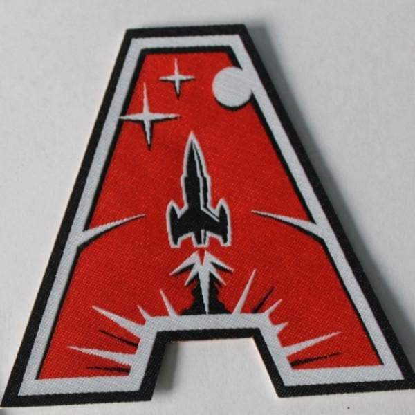 Gerry Anderson logo 'A' Patch [Official & Exclusive] - The Gerry Anderson Store