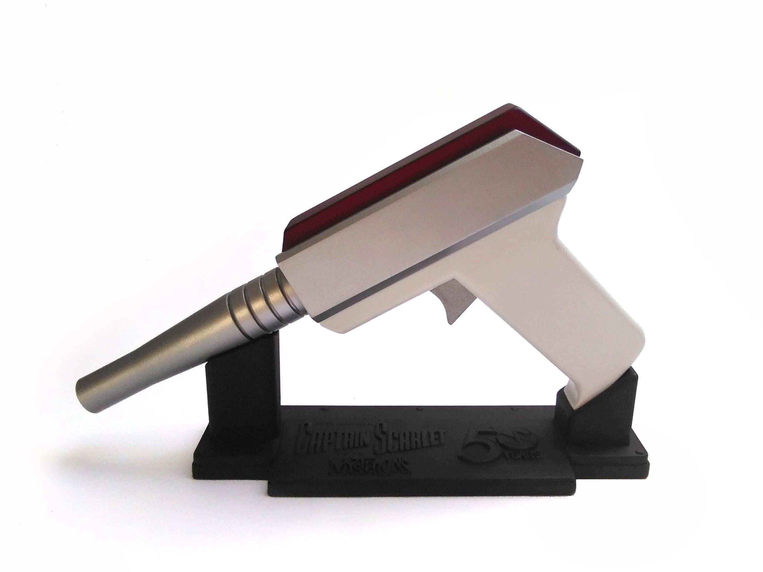 Captain Scarlet Spectrum Agent Pistol Replica [Exclusive - Super Limited & Rare Editions] - The Gerry Anderson Store