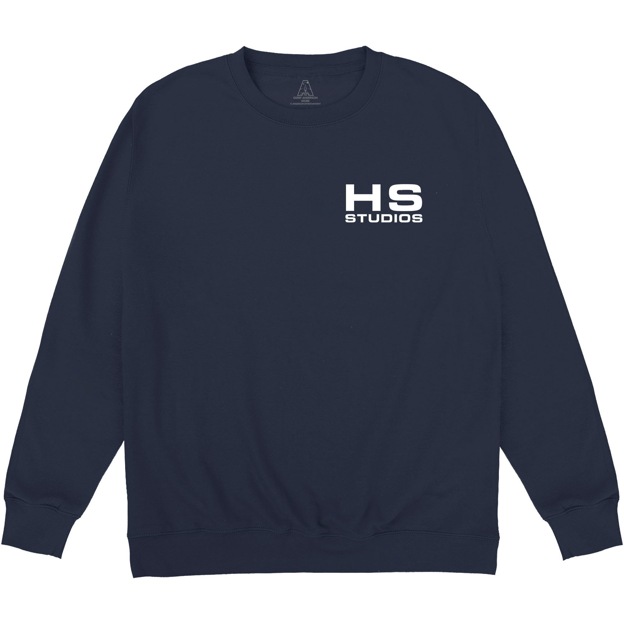 Harlington-Straker Studios Logo Sweatshirt - The Gerry Anderson Store