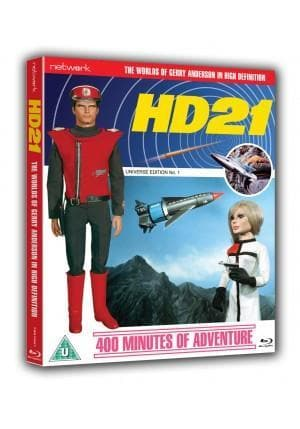 HD21 (Blu-Ray) - The Gerry Anderson Store