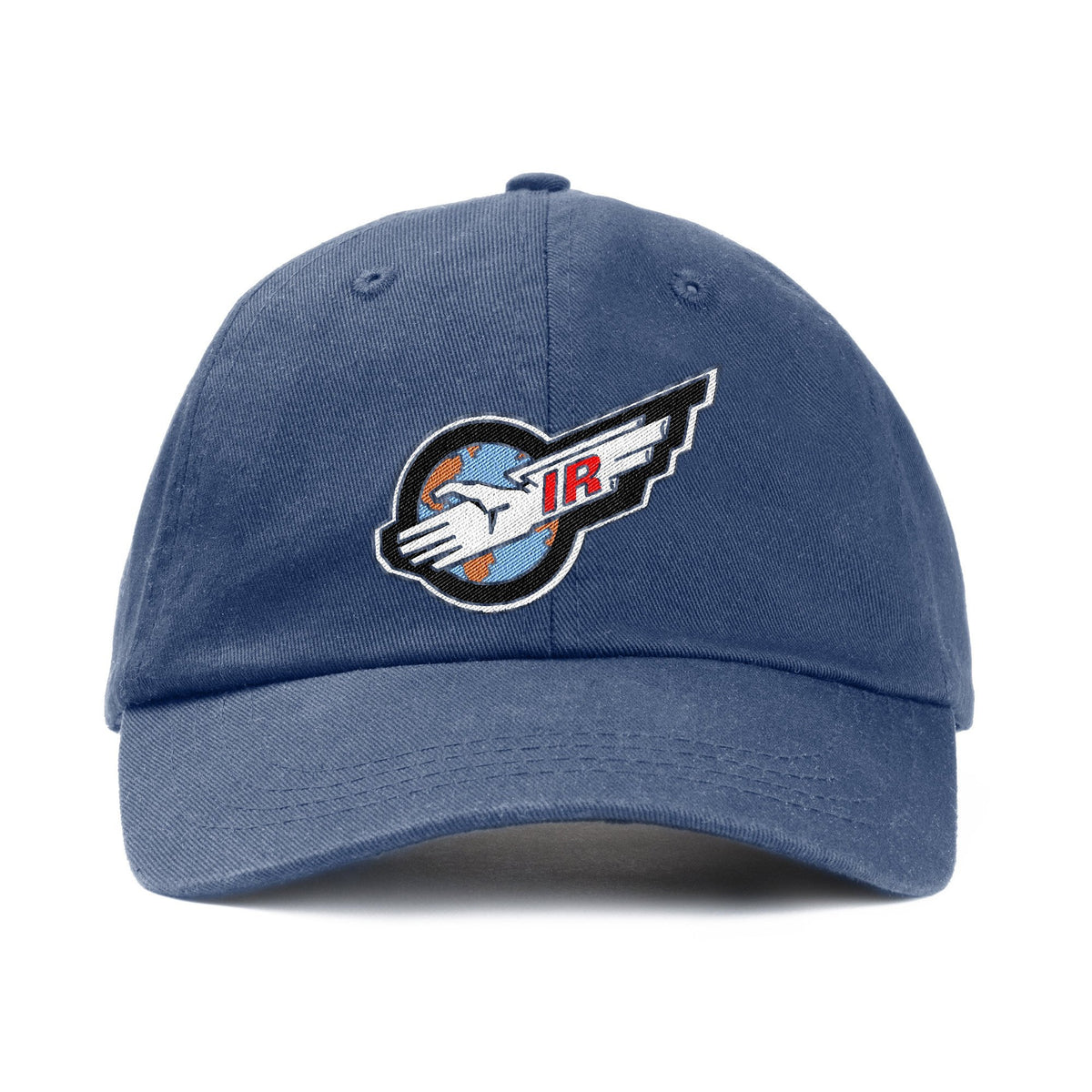 International Rescue/Thunderbirds Baseball Cap [Official & Exclusive] - The Gerry Anderson Store