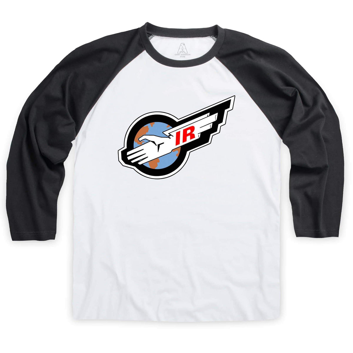 International Rescue/Thunderbirds Baseball T-Shirt [Official & Exclusive] - The Gerry Anderson Store