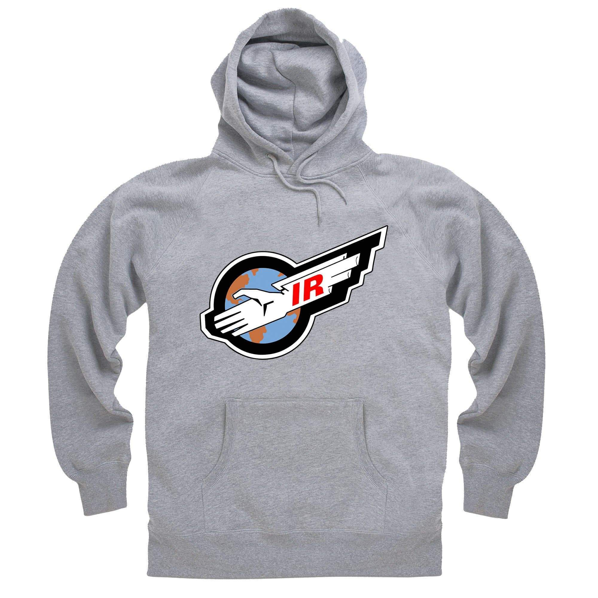 International Rescue/Thunderbirds Hoodie [Official & Exclusive] - The Gerry Anderson Store