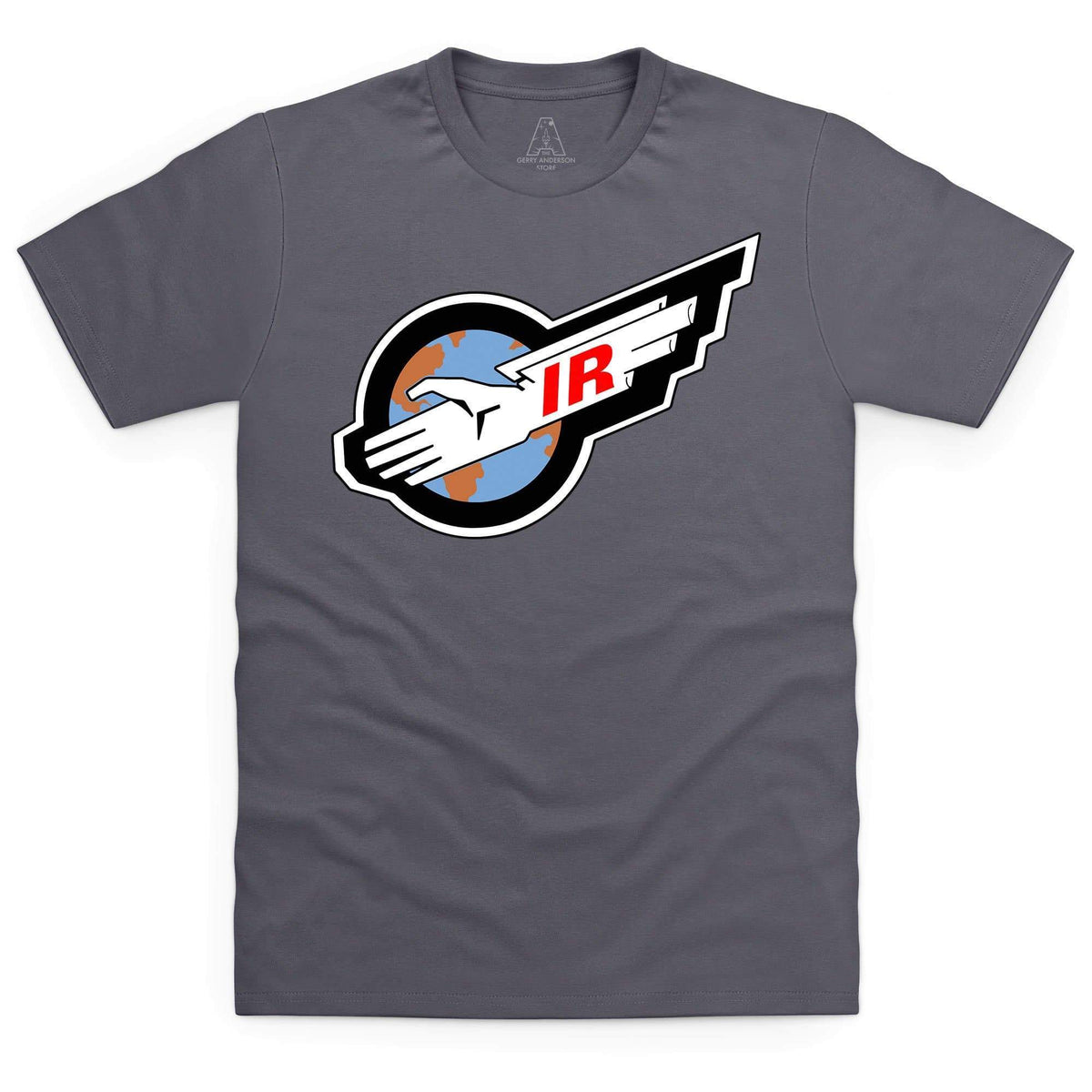 International Rescue/Thunderbirds Men's T-Shirt [Official & Exclusive] - The Gerry Anderson Store
