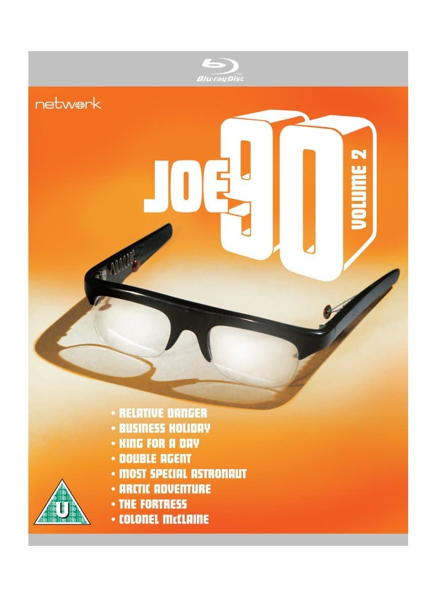 Joe 90: Volume 2 [BLU-RAY] - The Gerry Anderson Store