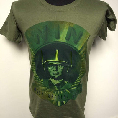 Joe 90 WIN Badge T-shirt - Small, Medium and Large ONLY - The Gerry Anderson Store