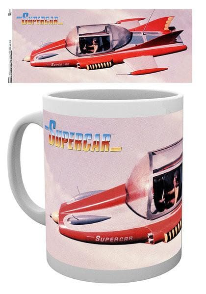 Supercar Mug - The Gerry Anderson Store