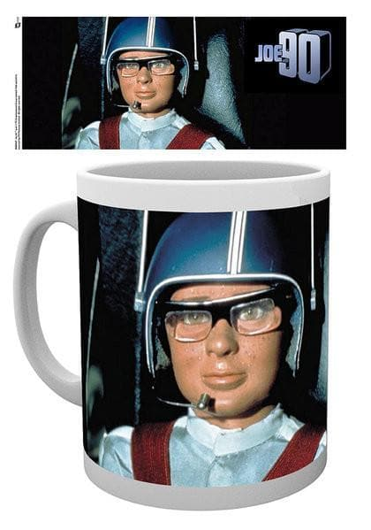 Joe 90 Mug - Helmet - The Gerry Anderson Store