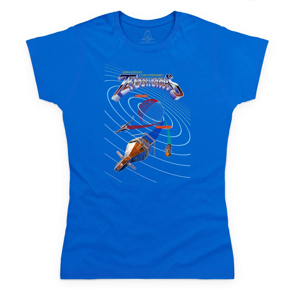 Limited Edition Terrahawks Day 2020 Women's T-Shirt [Official & Exclusive] - The Gerry Anderson Store