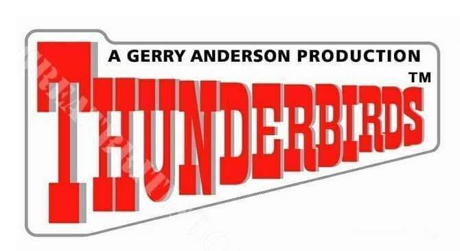 Limited Edition Thunderbirds Classic Pin Badge - The Gerry Anderson Store